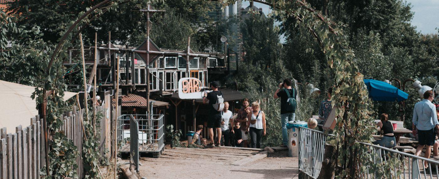 Elegant Holzmarkt Pampa