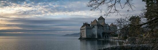 Chillon: un castello tutto per me