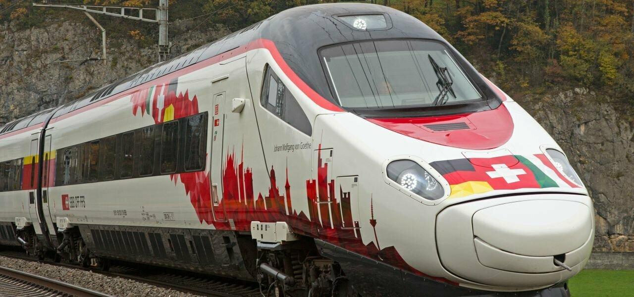 Mailand Zug