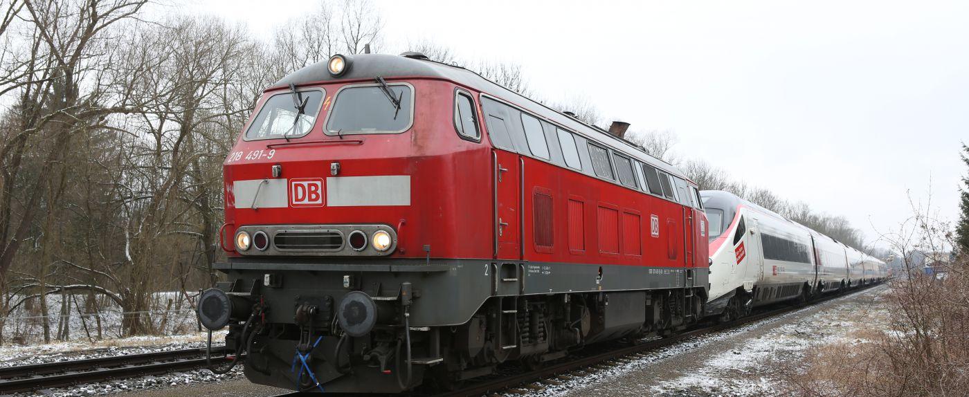 Zürichmünchen Ausbauarbeiten Haben Begonnen Sbb News
